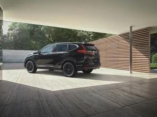Honda CR-V Sport Line - Schwarze Akzente für sportiven Auftritt