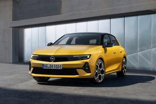 Weltpremiere Opel Astra  - Neue Spannung im Blitz
