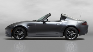Mazda MX-5 RF - Der Roadster wird zum Targa (Vorabbericht)