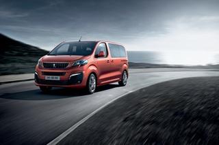 Citroën Spacetourer Business Lounge und Peugeot Traveller Business ...