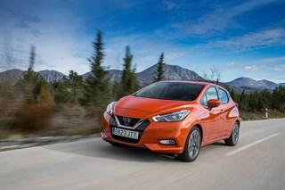 Test: Nissan Micra - Ganz schön zackig