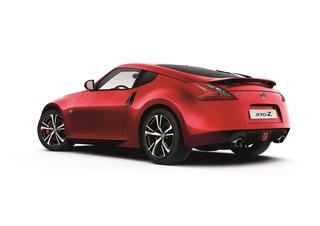Nissan 370Z - Kleine Pflegemaßnahme