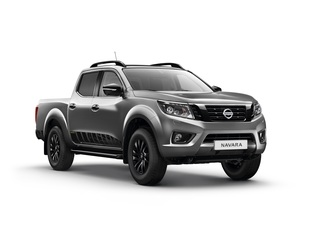 Nissan Navara N-Guard  - Geschwärztes Topmodell