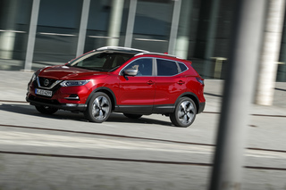 Test: Nissan Qashqai 1.3 DIG-T DCT  - Auch im Alter fit