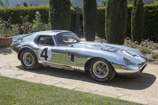 Shelby Daytona Coupé  - Das Auto, das es nie gab, ist wieder da