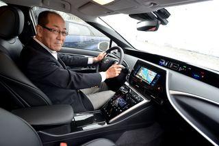 Schnellere Kartenaktualisierung für autonomes Fahren - Toyota setzt...
