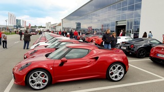 Alfa Romeo 4C Passion Meeting - Raritätentreffen