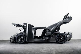 """Koenigsegg Regera """"KNC""""  - Anziehend ausgezogen"""
