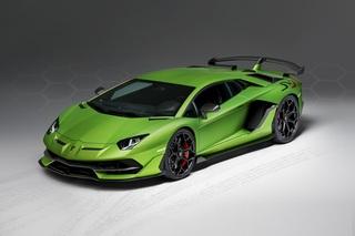 Lamborghini Aventador SVJ   - Limitierter Nürburgring-Rekordler