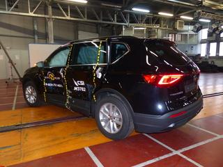 Euro-NCAP-Crahstest - Dreimal Höchstwertung für große SUV