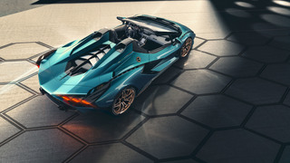Lamborghini Sian Roadster - Rekordverdächtig mit Rennsporttechnik