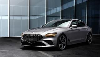 Genesis G70 Facelift - Fit für Europa