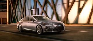 Lexus ES - Erstmals für Europa