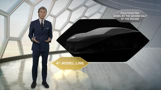 Lamborghini-Pläne   - Erstes E-Auto kommt vor 2030