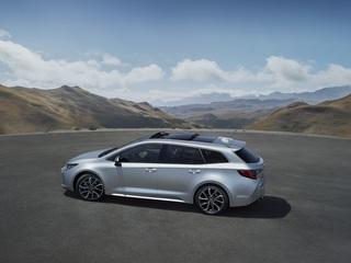Toyota Corolla Touring Sports - Der Kombi kommt 2019