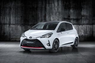 Toyota Yaris -  Zwei neue Modelle zum Jubiläum