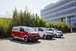 Toyota setzt auf kleine Nutzfahrzeuge - Proace-Reihe kommt auch ele...