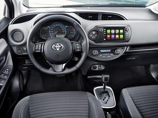 Toyota Yaris - Jetzt auch gut vernetzt