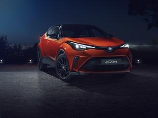 Toyota C-HR - Auch mit starkem Corolla-Hybrid