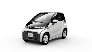 Mini-Elektroauto von Toyota - Stromer für Städter und Senioren