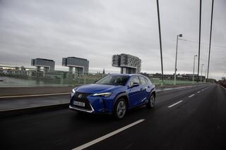 Fahrbericht: Lexus UX 300e  - Stilles Debüt