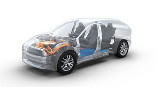 Subaru-Pläne   - Elektro-SUV kommt nach Europa