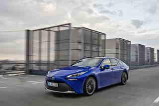 Test: Toyota Mirai II - Das bessere Elektroauto