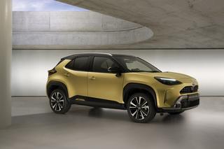 Toyota Yaris Cross  - Ein erster Preis