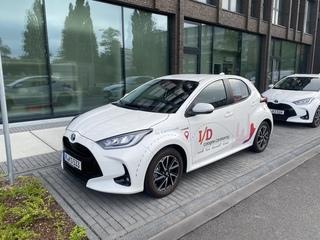Toyota-Carsharing  - Erste Kinto-Station eröffnet