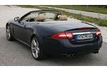 Jaguar XKR Cabriolet - Hörprobe