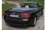 Audi A5 Cabrio 2.7 TDI - Offener Schöngeist