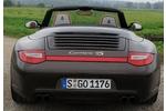 Porsche 911 Carrera 4S Cabrio - Fröhliche Weihnachten