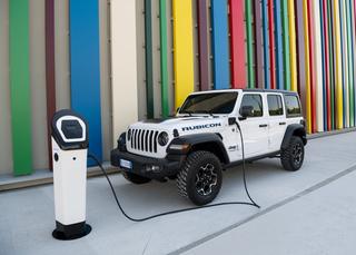 Elektropläne bei Jeep   - Reine Stromer kommen bald