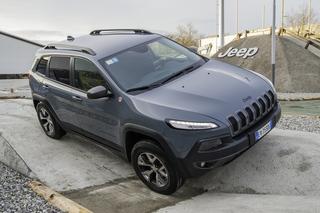 Jeep Cherokee Trailhawk - Weichei? Von wegen!
