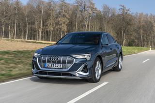 Fahrbericht: Audi E-Tron Sportback - Flotter Stromer