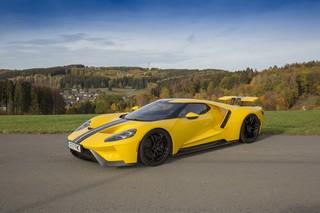 Fahrbericht: Ford GT - Die Faszination der Funktion