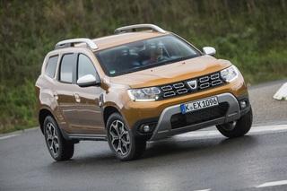 Test: Dacia Duster - Recht und billig