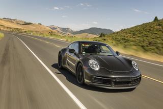 Porsche 911 - Warm-Up für die Weltpremiere