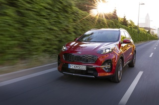 Test: Kia Sportage - Mit dem Plus an Power