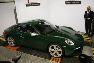Jubiläum: Eine Million Porsche 911 - Der Elfer ist jetzt Millionär