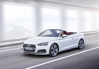Audi A5 Cabrio - Luftige Ergänzung