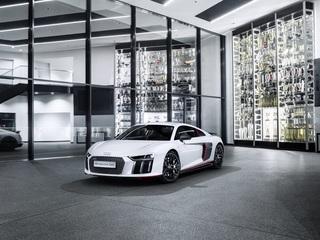 Audi bringt R8-Sondermodell - Zur Feier der Rennsporterfolge
