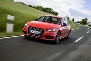 Test: Audi S4 - Alles können – wenig zeigen