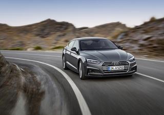 Fahrbericht: Audi A5 Sportback - Praktische Schönheit mit vier Ringen