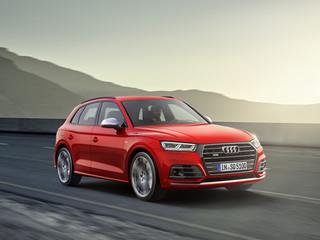 Audi SQ5 - Benzin statt Diesel für das Sport-SUV
