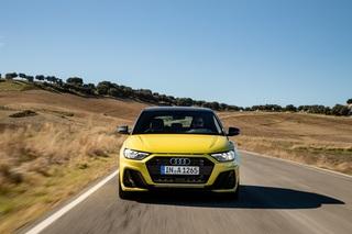 Fahrbericht: Audi A1 Sportback - Kleiner Aufreißer
