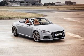 """Audi TT """"20 years""""  - Blick zurück mit einem Sondermodell"""