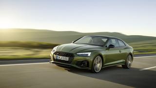 Audi A5 - Lifting für die schönen Brüder