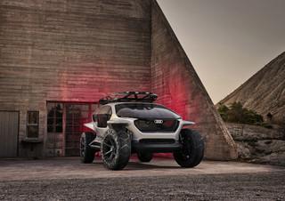 Audi AI:Trail quattro - Mit Umsicht im Gelände
