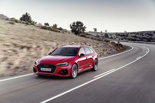 Audi RS 4 Avant - Er reagiert nun auf Berührung